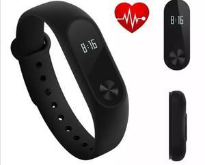 Medidor De Frecuencia Cardiaca Brazalete Reloj Smartband M2