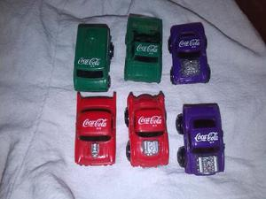 Mini Carritos Coca Cola. Carritos.coca Cola