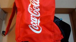Mochila Coca Cola