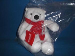 Oso Polar De Coca Cola Producto Oficial Nuevo