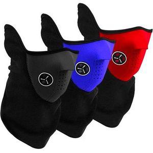 Paquete De 10 Máscara Antifaz De Neopreno Térmica Mayoreo