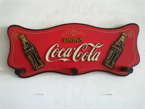 Perchero Coca Cola Retro