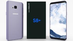 Samsung Galaxy S8 Plus 6.2pg 64+4ram 12+8mpx Midnight Black