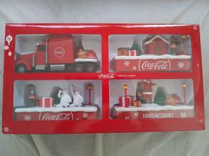 Trailer Coca Cola. Navidad