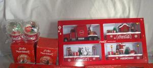 Trailer Y Esferas Coca Cola.