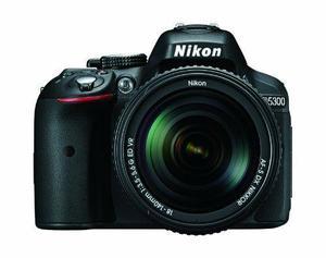 D Mp Cmos Digital Slr Cámara Nikon Con mm