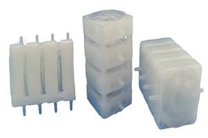 Damper Valvula Check Para Sistema De Tinta Continua 4 Tintas