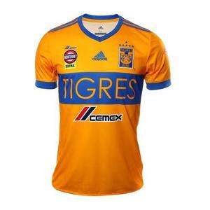 Jersey Playera Tigres Uanl Local 6 Estrellas Campeonato