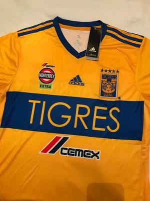 Jersey Tigres Local ... Envio Gratis!!!