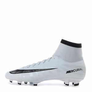 Nike Mercurial Cr7 Ronaldo Blancos Tacos Futbol Soccer