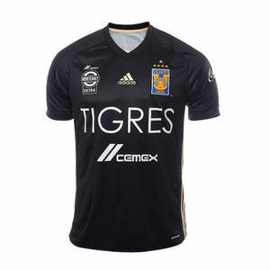 Oferta Jersey Original Tigres Uanl adidas Gala Negra