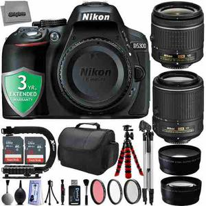 Paquete Nikon Dmp Cámara Digital Slr