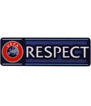 Parche Respect Uefa Champions