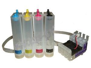 Sistema De Tinta Continua Para Epson Tx120 Tx130 T22 Vacío