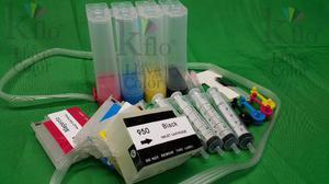Sistema Tinta Continua Para Hp  Hp  Con Chip