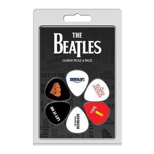 6 Plumillas The Beatles Lp-tb2