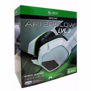 Audifonos Afterglow Lvl 3 Blancos Xbox One