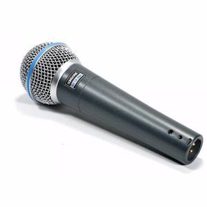 Beta-58 Micrófono Beta 58a Nuevo De Calidad Garantizado