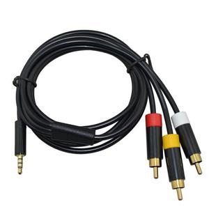 Cable Rca Av Audio Video Para Xbox 360 Slim E De Calidad
