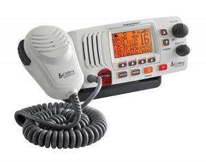 Cobra Mr F57w Radio Vhf De Montaje Fijo 25 Watts De Clase D