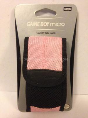 Estuche Gameboy Micro Original Nintendo