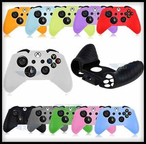 Funda De Silicon Para Control Xbox One. Varios Colores!