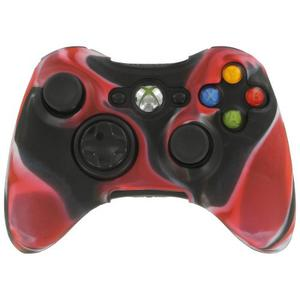 Funda Protectora De Silicon Para Control De Xbox 360