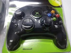 Gamepad Control Negro Xbox Genérico Alambrico Clásico 1.5m