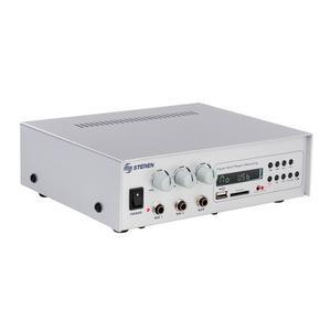 Kit De 4 Bocinas De Plafon Y Amplificador De Audio, 40 Watts