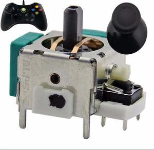 Lote 50 Piezas Joystick Xbox 360 Potenciometro Alps+tapa