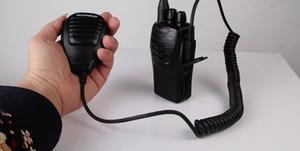 Microfono De Solapa Para Radios Kenwood Baofeng