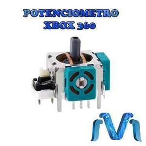 Potenciometro Control Xbox 360 Joystick 50 Piezas