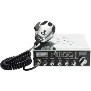Radio Cb Cobra 29 Ltd Classic Chrome Con Microfono Cromado