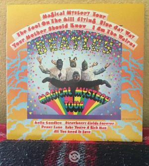 "The Beatles ""Magical Mystery Tour"" Original"