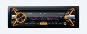 Auto Estéreo Sony Mex-nbt Bluetooth Multicolor Usb Aux
