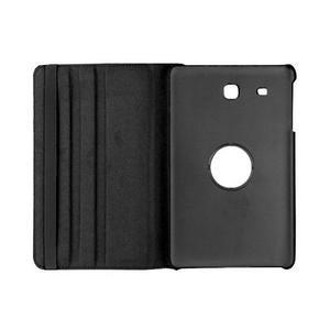 Funda Para Samsung Galaxy Tab E 9.6 De Vinil Negro