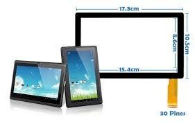 Kit De 3 Piezas Touch Q88 -ghia Etc. Envio Gratis!