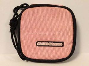 Mochila Gameboy Micro (nintendo Original)