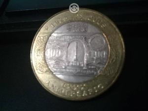 Moneda aniversario banco de mexico