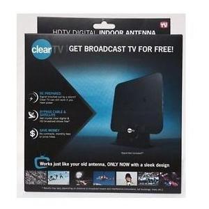 Nueva Antena Clear Tv Imagen Hd Para Interiores Gran Alcance