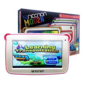 Tablet 7 Pulg 8gb Bluetooth Niños 2 Camaras Tab2n Necnon