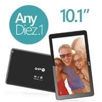 Tablet Ghia Any 10.1 /n/5ptos/quadcore 1.3ghz/1gb/16g