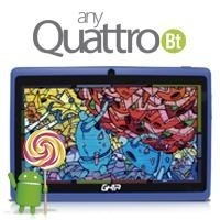 Tablet Ghia Any 7 Quattro Bt a/5ptos/quad/1gb/8gb/2cam/