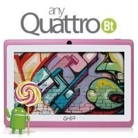 Tablet Ghia Any 7 Quattro Bt ros/5ptos/quad/1gb/8gb/2ca