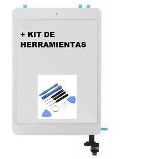 Touch Ipad Mini 1 Y 2 Blanco Chip + Boton Home + Herramienta