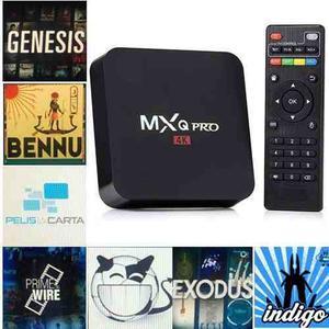 Tv Box Android Tv Box 4k Mxq Pro Quad Core Kodi