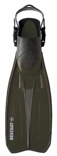 Aleta X- Jet Beuchat Para Buceo Y Snorkeling Envío Gratis!!