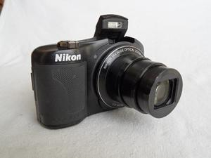 Camara Digital Nikon Coolpix L610 Hd 16 Mp 14x Zoom