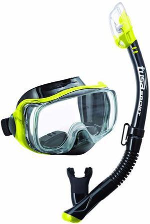 Combo Imprex 3d Dry Tusa Buceo, Snorkel Envío Gratis!!