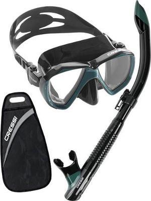 Combo Ranger & Tao Cressi Buceo, Snorkeling Envío Gratis!